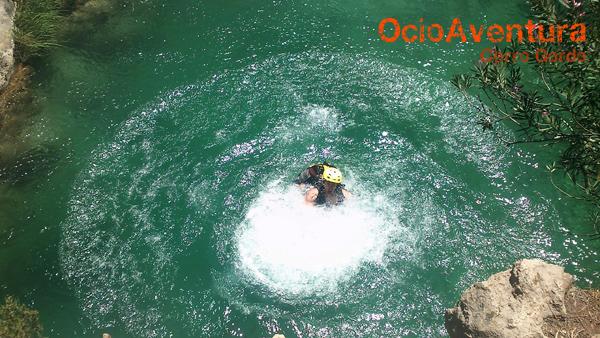 canyoning-malaga