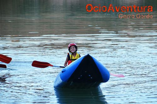 Kayaking (Andalucía).